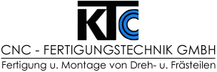 KTC - CNC Fertigungstechnik GmbH